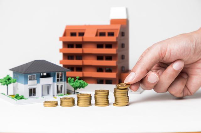 マンション 一軒家 比較 価格